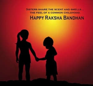 Happy Raksha Bandhan Whatsapp Profile Picture