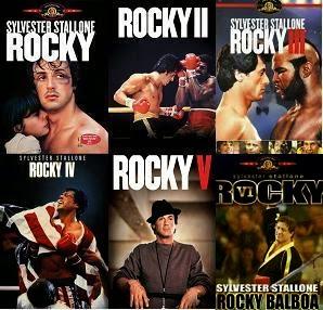 Rocky filmek