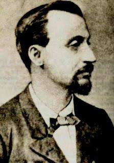 Imagen de Antonio Raimondi de perfil