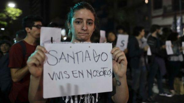 Denuncia al Gobierno de Macri en la CIDH por caso Maldonado