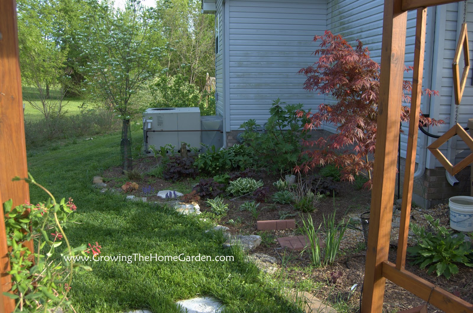 Full Shade Garden Ideas Photograph | ... Garden: Gardening i
