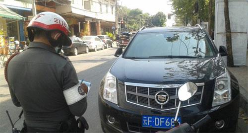 ขับรถอย่างไรไม่ให้ตำรวจจับ 17 ข้อ กฎหมายจราจรทางบก เพื่อการขับขี่บนท้องถนน