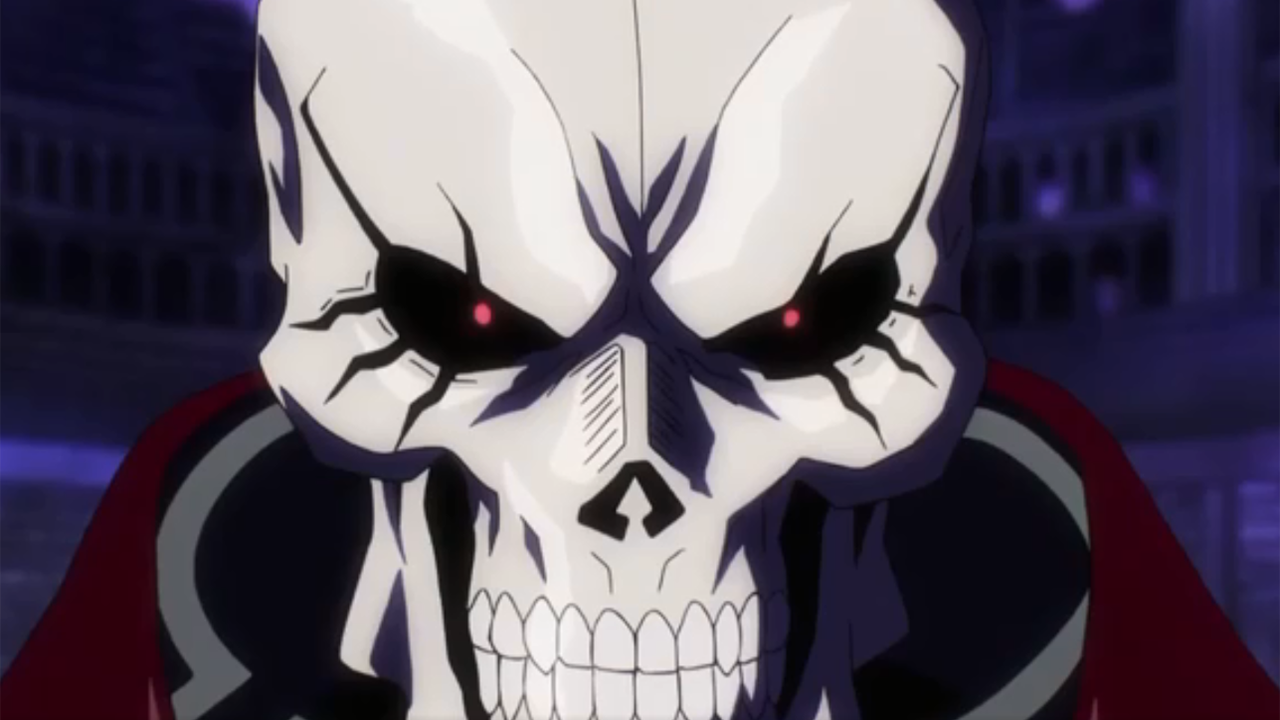 Overlord Season 3 Episode 8 Subtitle Indonesia