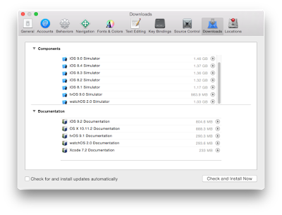 Check for Command line tools in Xcode