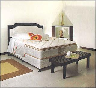 gambar harga central Spring Bed