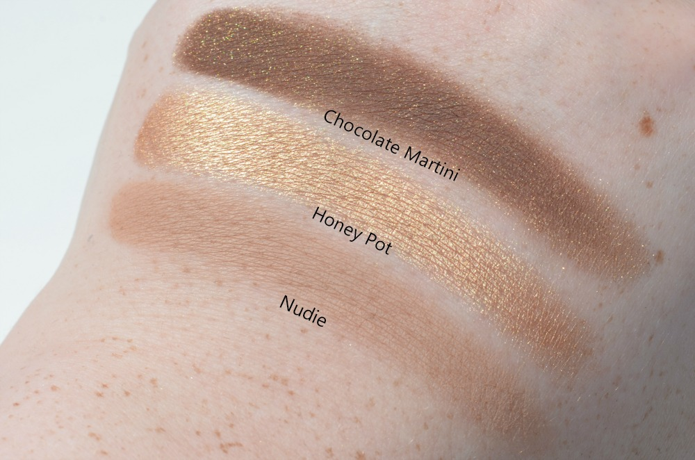 Too Faced Natural Eyes Neutral Eye Shadow Collection | Review and Swatches