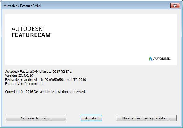 Autodesk Delcam 2017 Current Suite Full Español