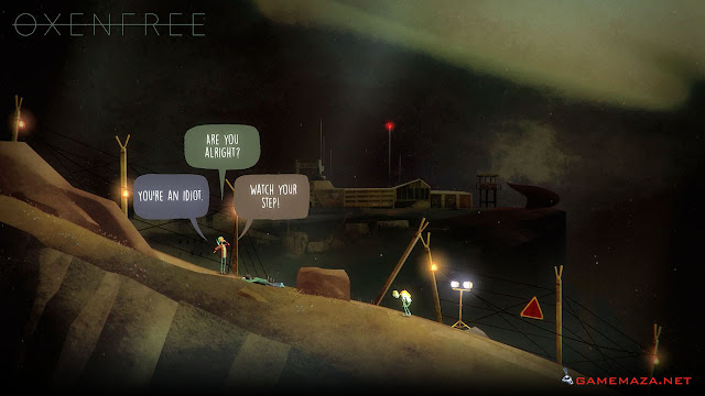 Oxenfree Gameplay Screenshot 4