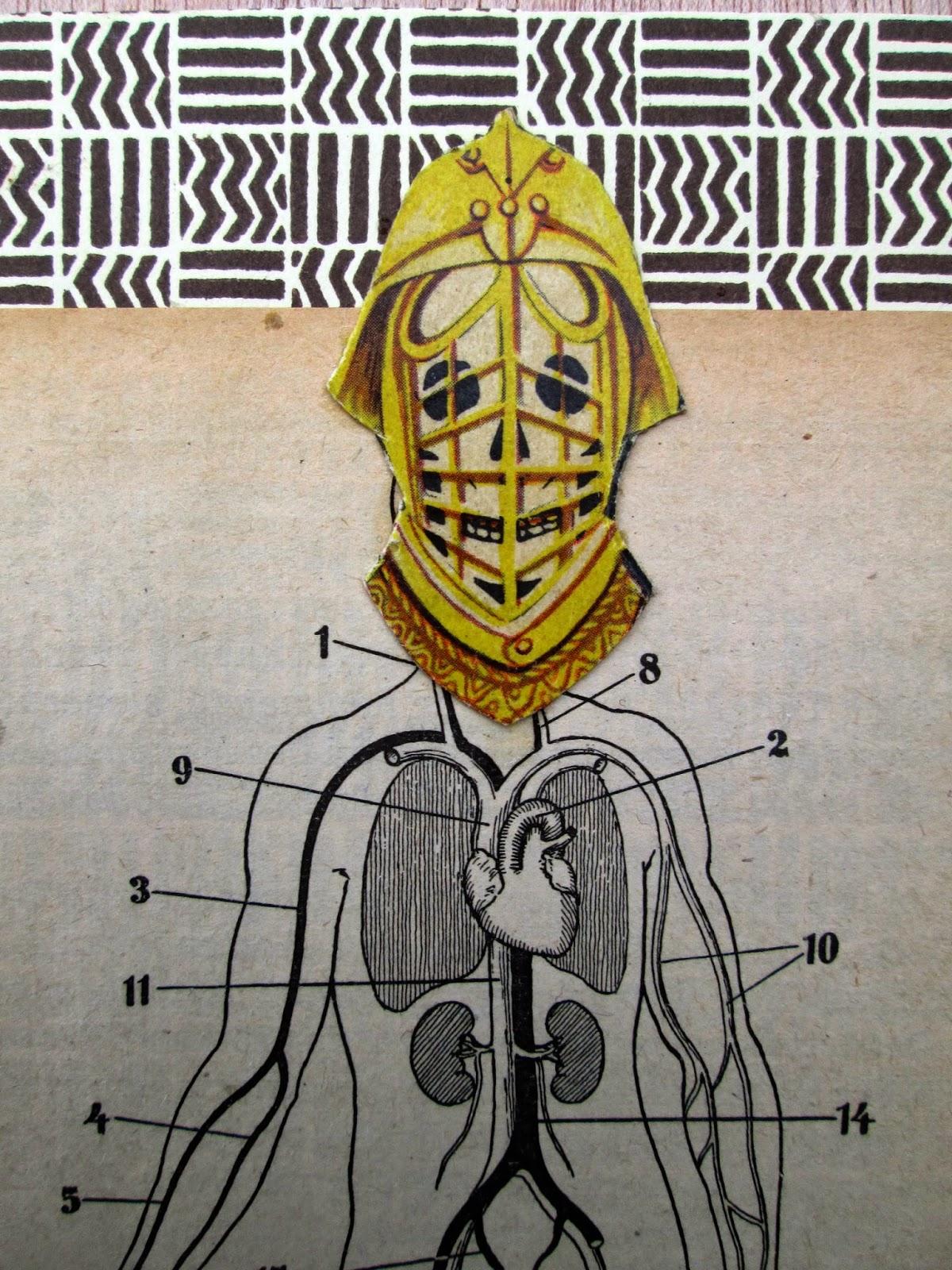 mano\'s welt: kunstkiste nr 34, kleine anatomie