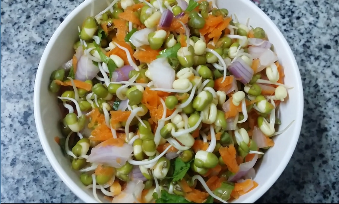 3 In One Mung Bean Sprouts Recipe
