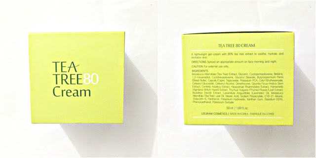 LGH tea tree 80 cream  4