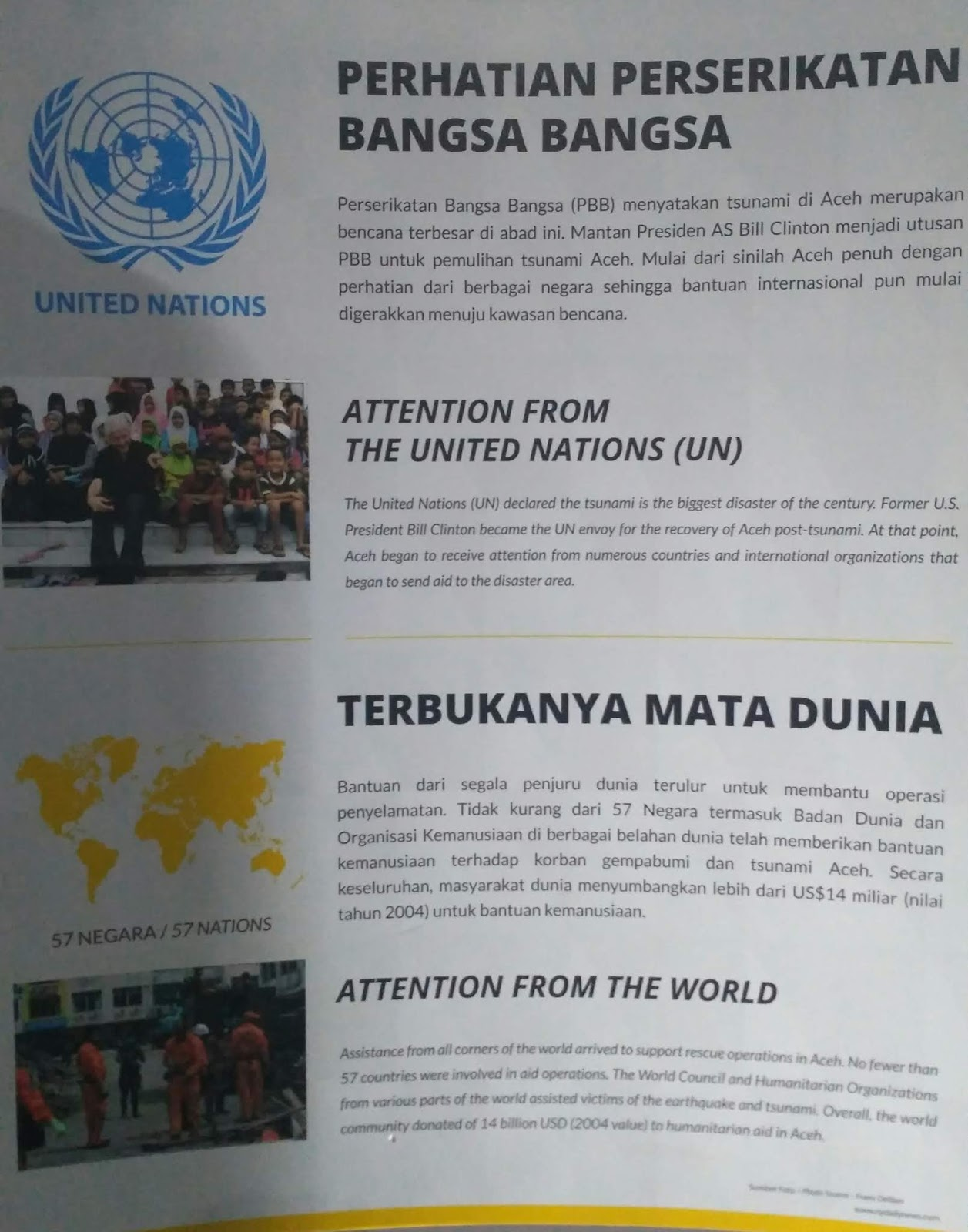 from the world to aceh
