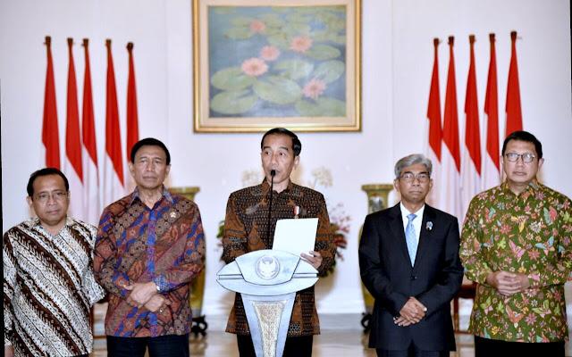 Lewat BaraJP, Jokowi Ingatkan Masyarakat Jangan Terpecah Karena Pilkada