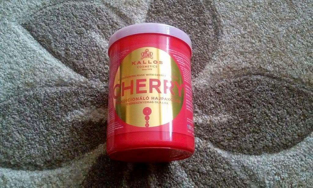 Kallos cherry - czy spisał się tak samo cudownie, jak moja ukochana jagódka?