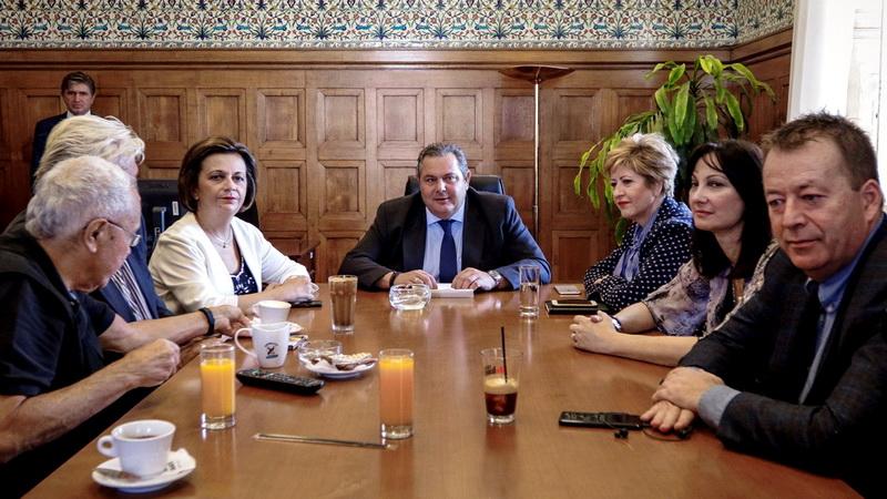 Κλείνει ο κύκλος των Ανεξαρτήτων Ελλήνων