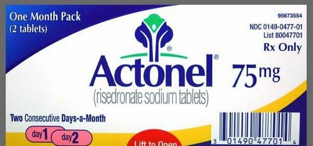 دواعى إستخدام عقار أكتونيل Actonel