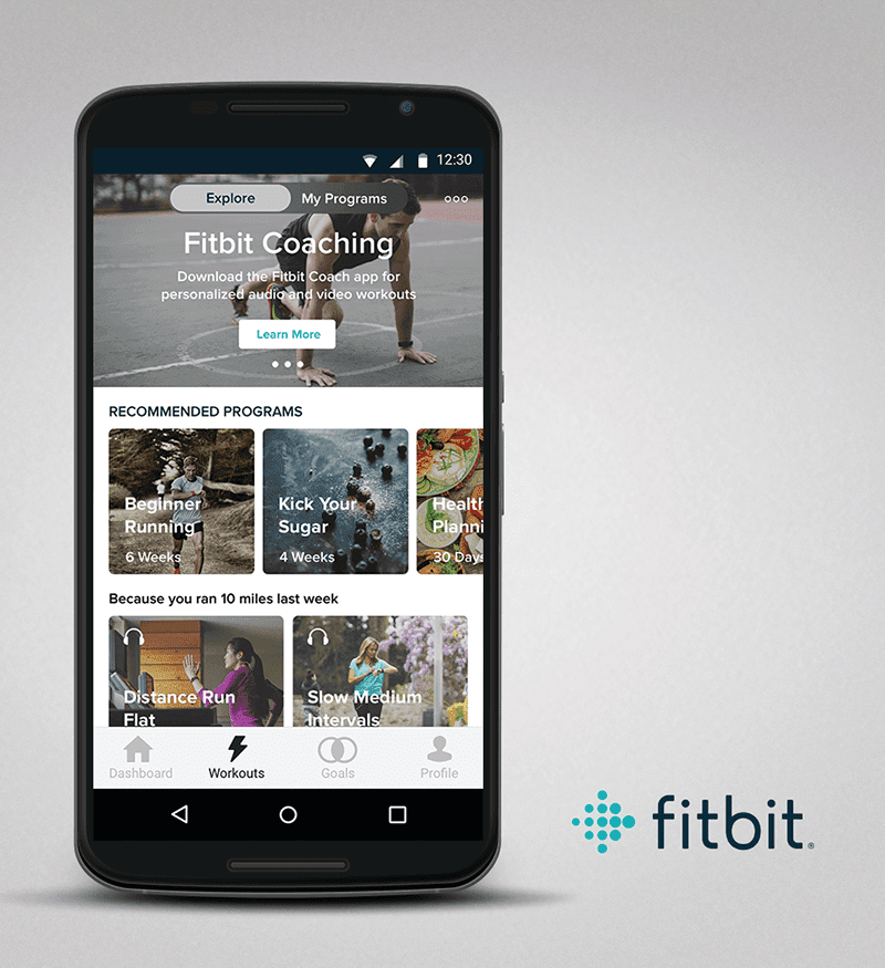 Fitbit Introduces Premium Personalized Guidance And Coaching Service