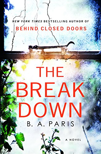 B.A. Paris, books, reading, fiction, list of recommendations, goodreads, 2017 releases, new authors, Kindle reads, Kindle