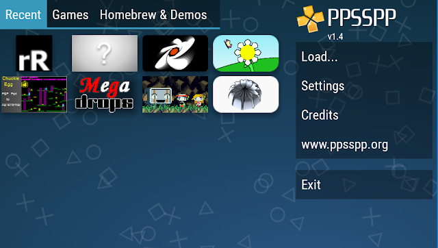 PPSSPP Gold - PSP emulator v1.6.3 Apk Free Download
