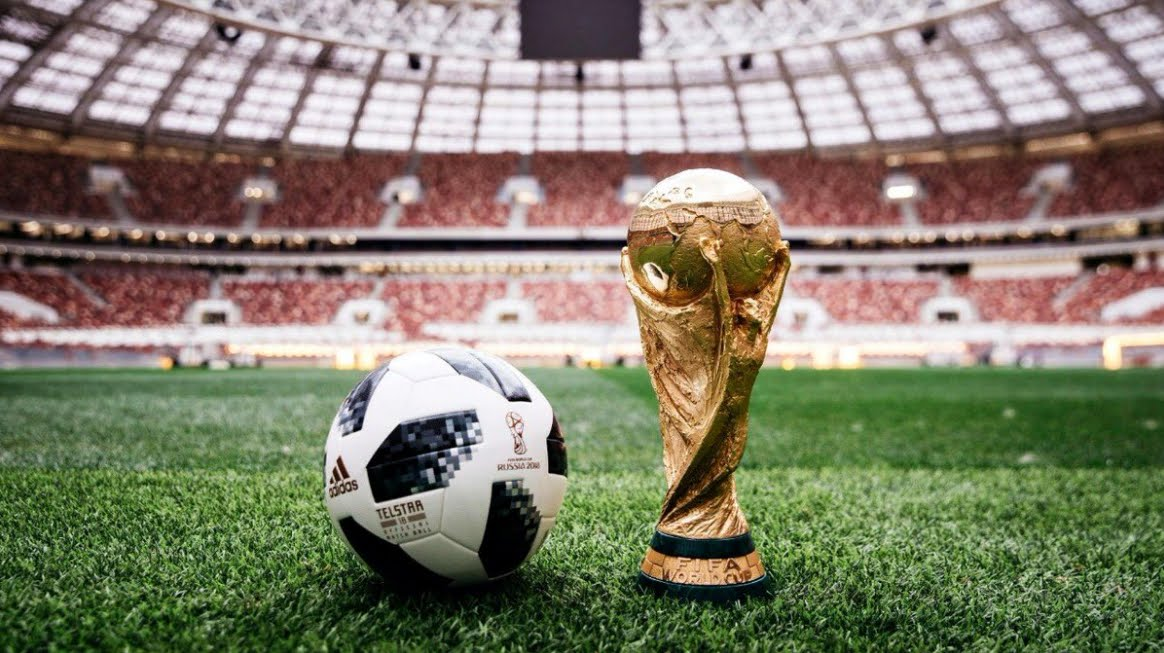 Dove Vedere RUSSIA-ARABIA Streaming e Diretta TV Oggi | Mondiali Calcio Russia 2018
