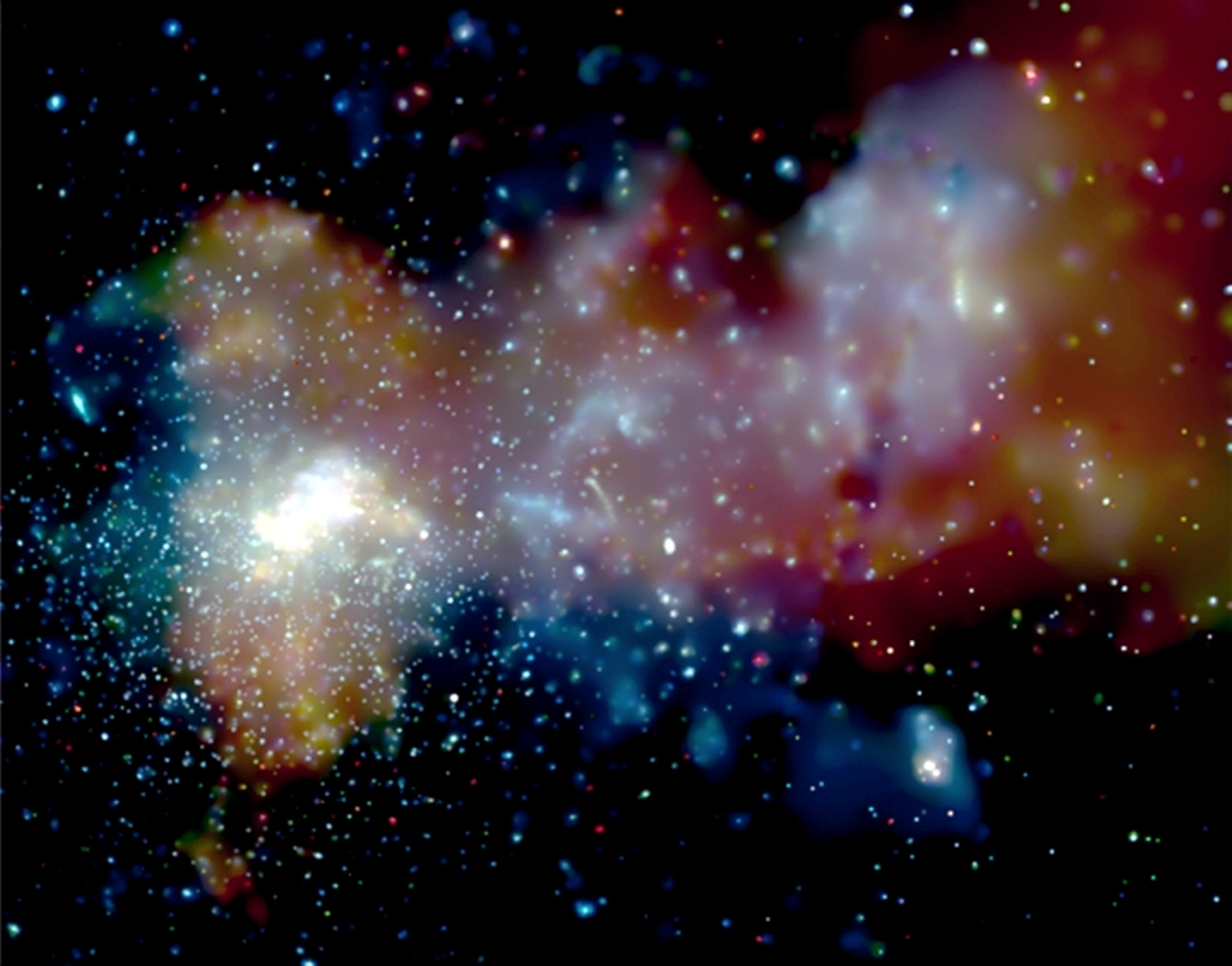 milky way galaxy live wallpaper - photo #5