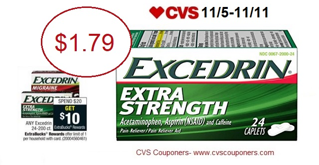 http://www.cvscouponers.com/2017/11/excedrin-extra-strength-pain-reliever.html