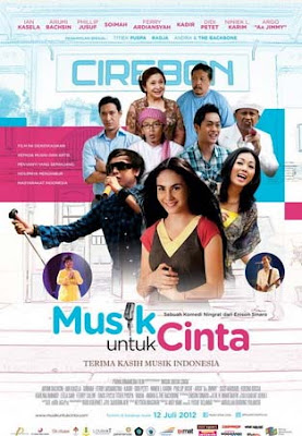 Sinopsis Musik untuk Cinta [Indonesia] (2017)