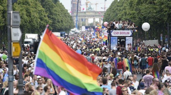 Alemania permite casamiento homosexual desde el 1 de octubre