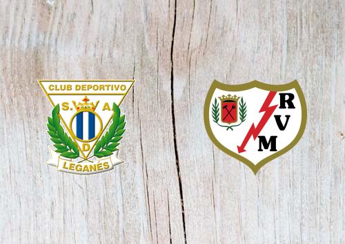 Leganes vs Rayo Vallecano - Highlights 30 October 2018