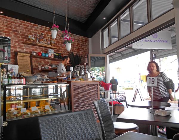 Cafe Fiorentina Brunch Menu