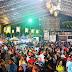 Estrutura encanta visitantes na abertura do São João Elétrico