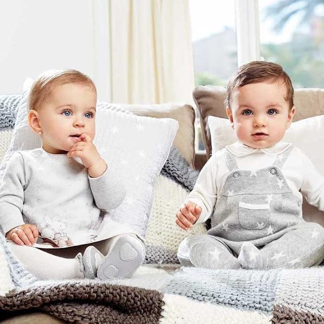 Cómo vestir a tu bebé para las fiestas navideñas