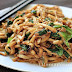 Stir Fried Shanghai Noodles With Ground Pork And Napa Cabbage Recipe