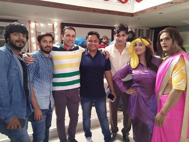 खेसारी लाल यादव और स्वीटी छाबड़ा ने शूट किया स्पेशल सांग | Khesari Lal Yadav & Sweety Chabra Shoot Special Song For Hogi Pyaar Ke Jeet