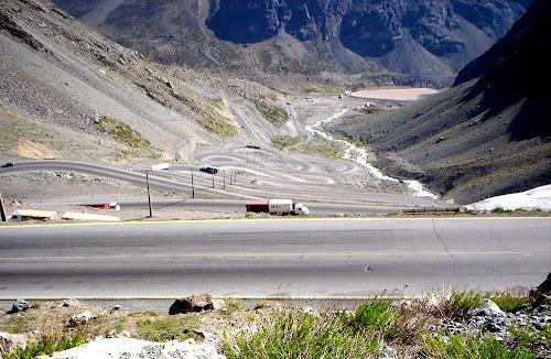 Los Caracoles – Chile