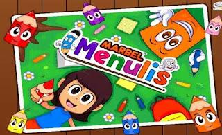 Game Edukasi Anak Belajar Menulis