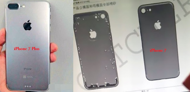 According to Macotakara, recently leaked photos with dual lens camera and a smart connector are likely to be real iPhone7 and iPhone 7 Plus in the future.