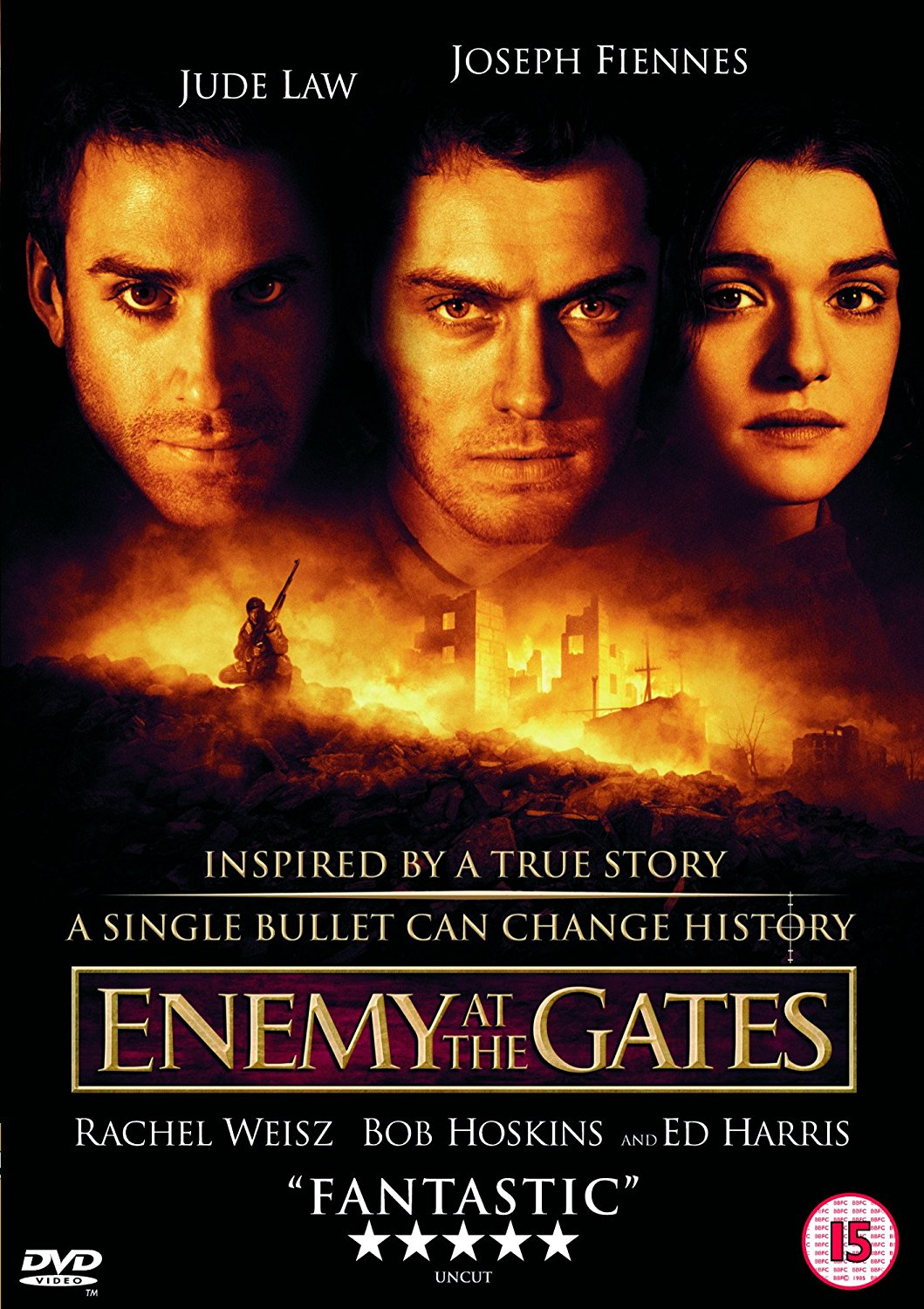 Enemy at the Gates (2001) ταινιες online seires oipeirates greek subs