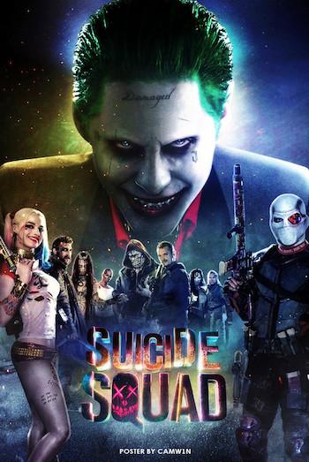 Suicide Squad 2016 WEB-DL 720p x264 999MB