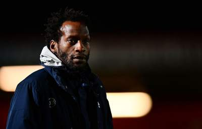 Spurs development coach Ehiogu in hospital after collapsing