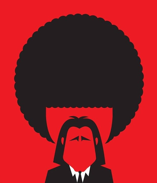 10-Pulp-Fiction-Samuel-L-Jackson-Jules-Winnfield-Noma-Bar-Faces-Hidden-in-the-Symbolism-of-Illustrations-www-designstack-co