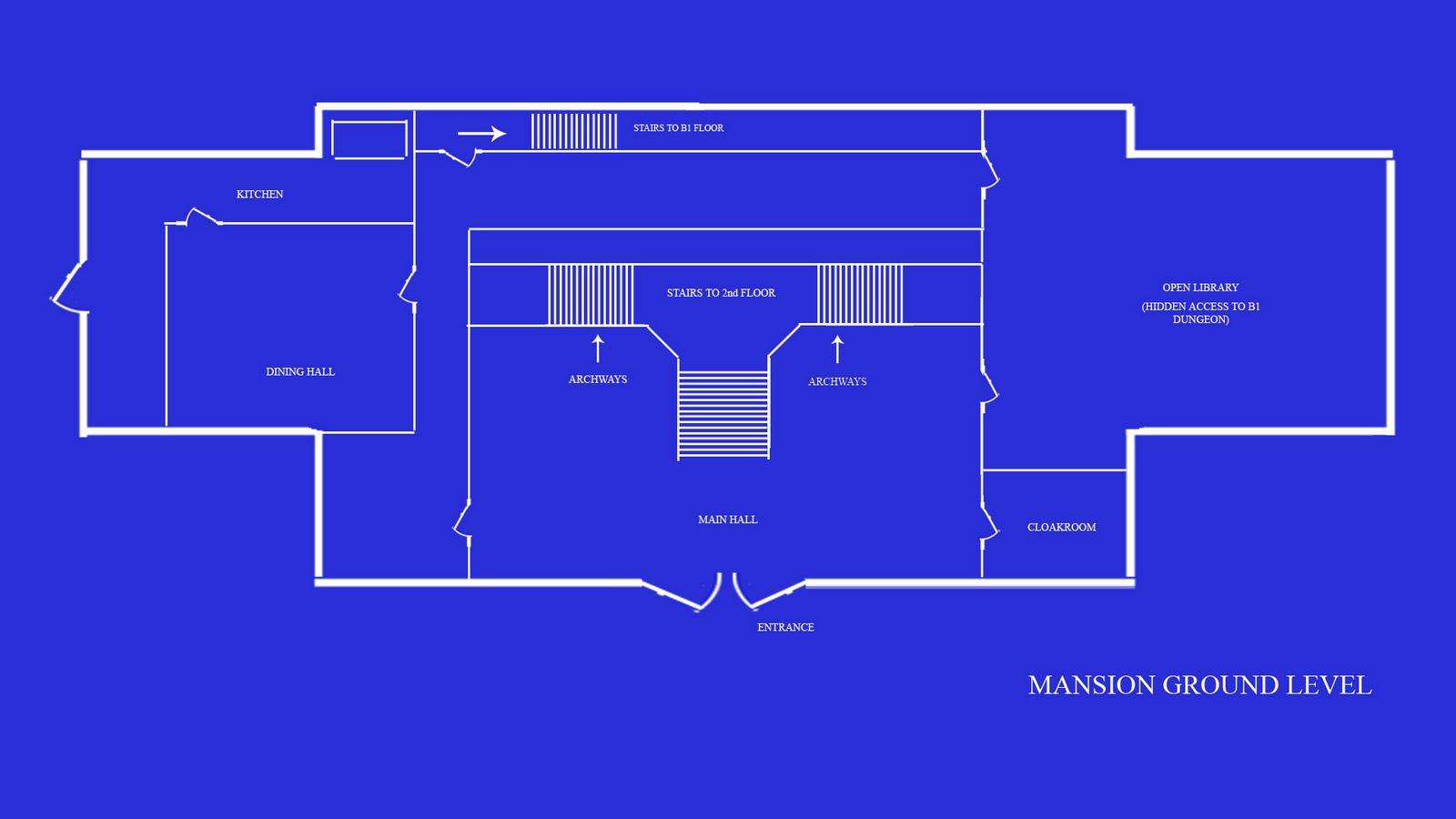 Minecraft blueprints for mansion for Minecraft 3d blueprint maker