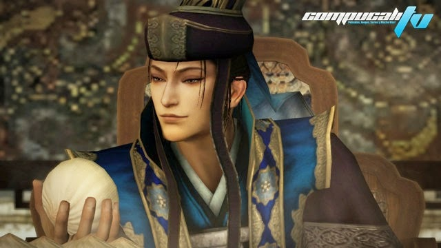 Samurai en Batallas en Dynasty Warriors 8 PC