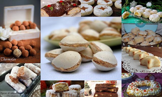 Dulces tradicionales navideños. Julia y sus recetas