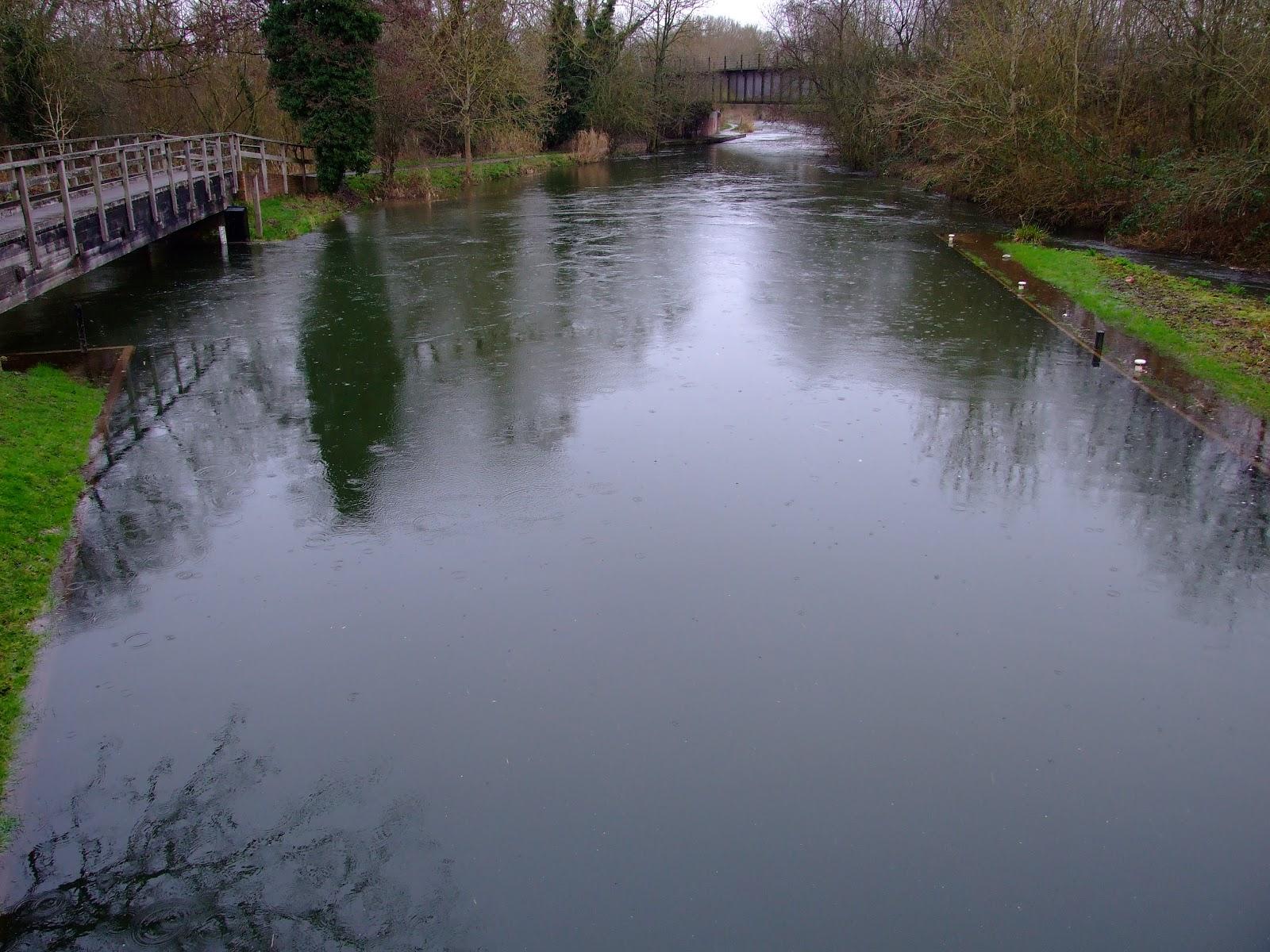 pengukuran debit sungai