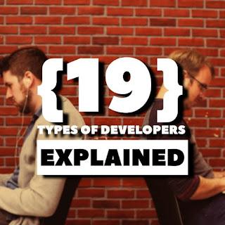Phân loại lập trình viên: 16 chức danh bạn nên biết Cr- Thắng Blog