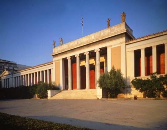 Museu-Arqueológico-Nacional-de-Atenas-Grécia