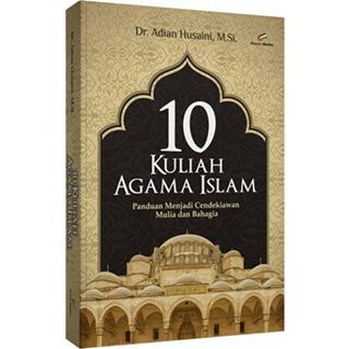Buku 10 Kuliah Agama Islam