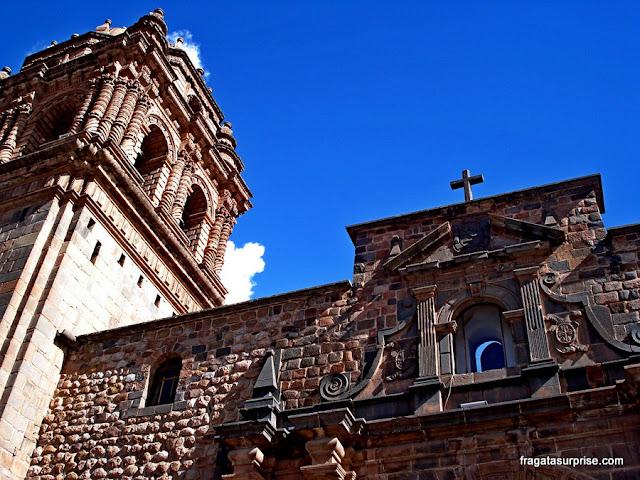 Igreja de São Domingos (Santo Domingo), Cusco, Peru