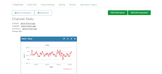 Cara Arduino Mengirim Data Sensor ke web Thingspeak dengan ESP8266